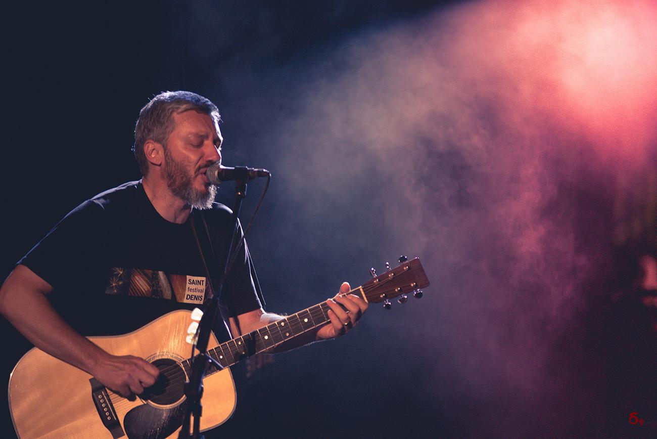 Alkinoos Ioannidis live concert