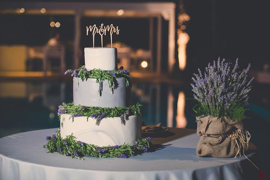 wedding cake γαμηλια τουρτα mr and mrs levander wedding theme  wedding party dreamy wedding κτημα 48 Event Venue  estate 48