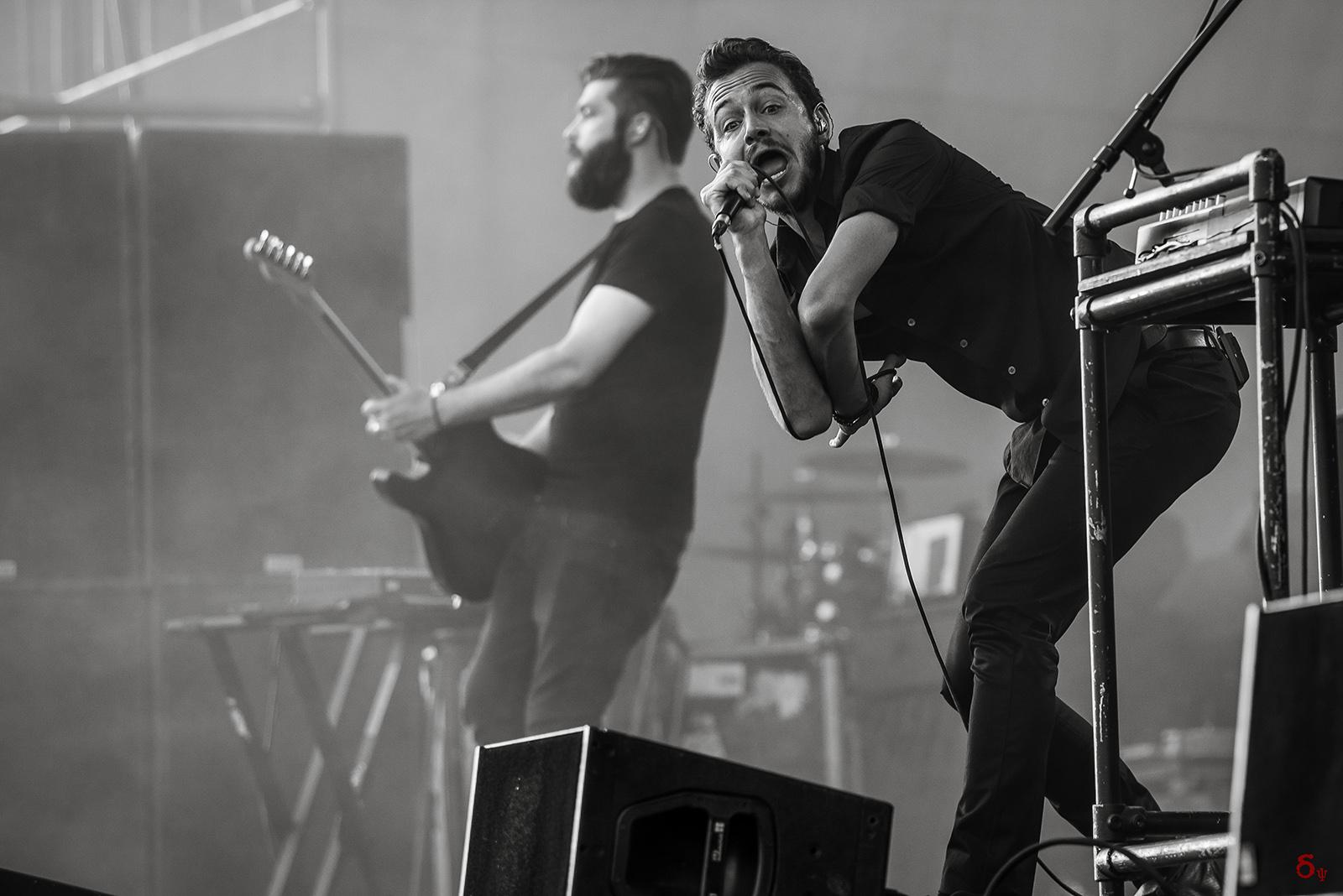 Editors live concert 2014 eject festival athens