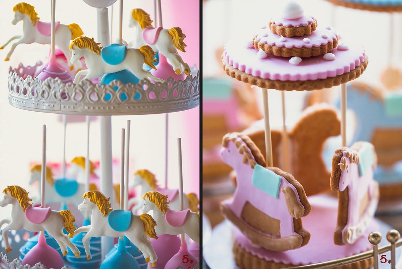 horse theme baptism sweets  DimitraPs Photography  baptism details on the christening day christening day tweens sweets