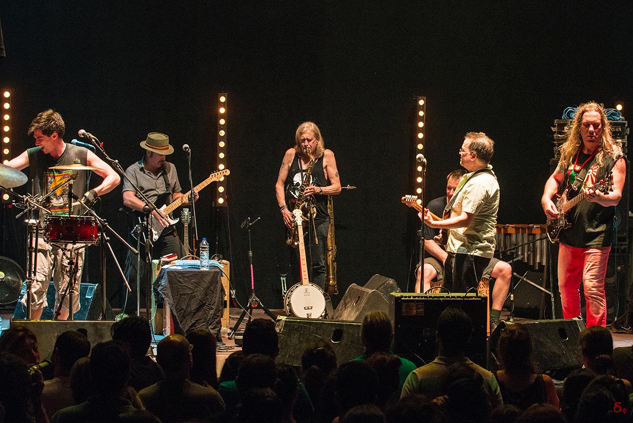 violent femmes live concert 2014 gagarin