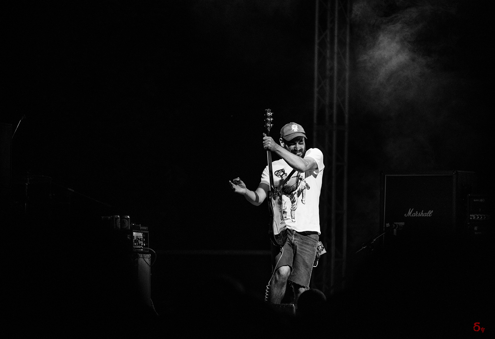 Resistance Festival 2016 1000Mods DimitraPs Photography black and white