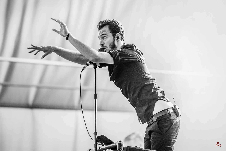 Editors live concert 2009 eject festival athens
