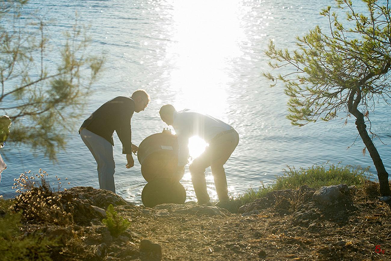 beach christening sea side baptism  christening by the sea christening photographer