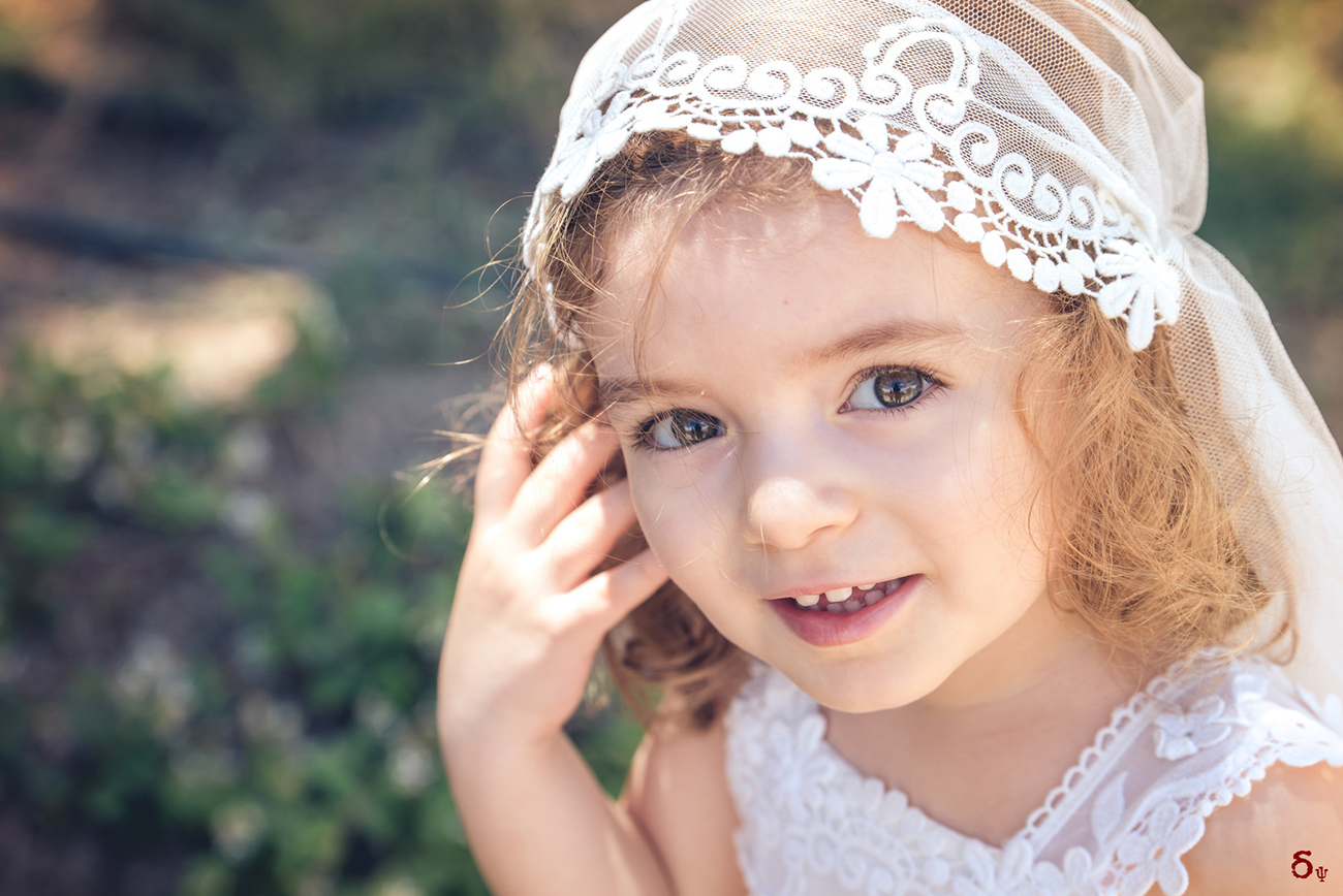 girls portrait on the christrening day pink dress and flowers baptism day girls baptism day girls portraiture girls portrait girls baptism day girls clothes for baptism day