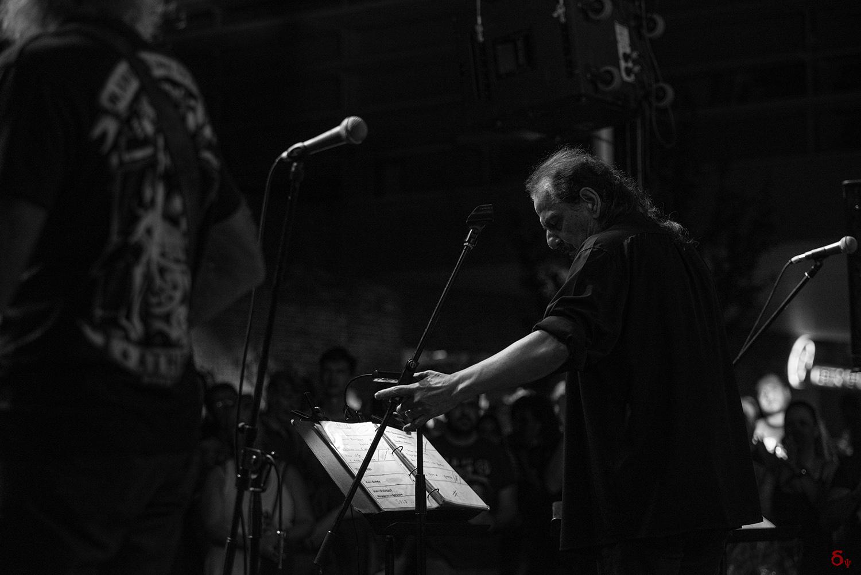 panos Katsimixas live concert 2018 DimitraPs Photography black and white