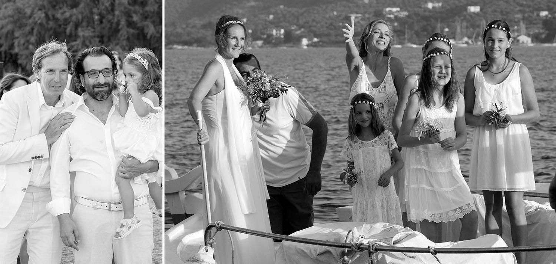 wedding ceremony artist wedding day bride and groom τασος σωτηρακης